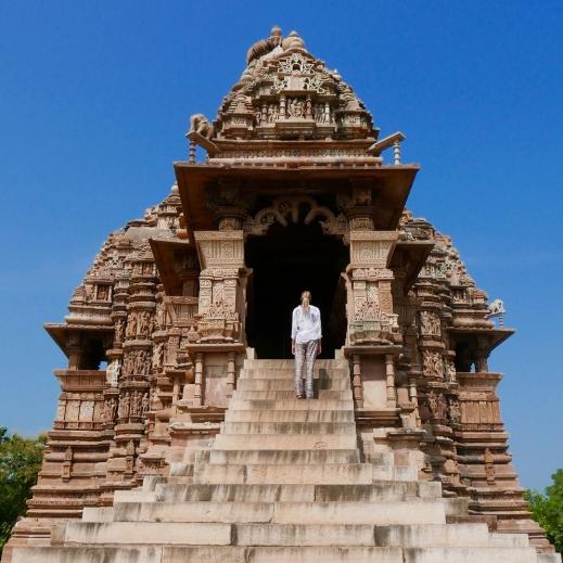 Kharujaho temples