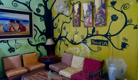 Calanthe Art Cafe, Malacca